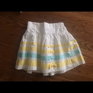 Janie and Jack skirt- size 5T NWT